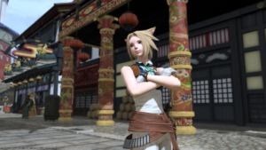I am not ashamed to admit it: I mained a catgirl white mage.